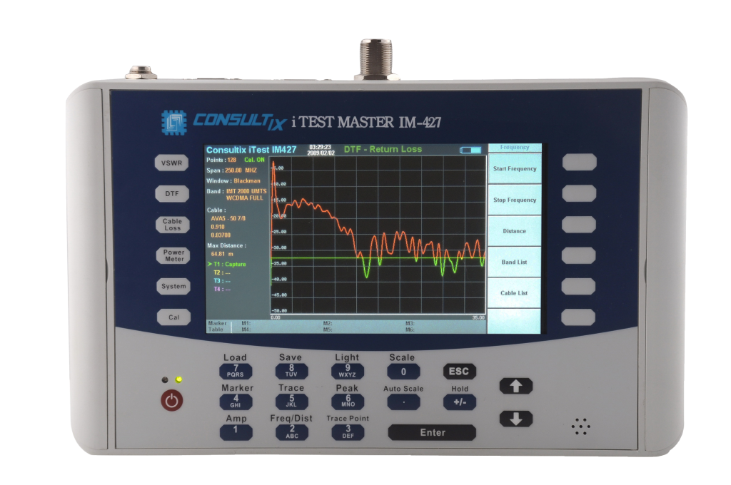 M-427 Cable and Antenna Analyzer